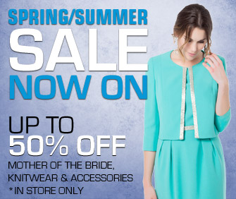 Spring and Summer Sale now on!